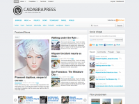 CadabraPress Theme