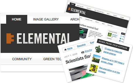 Elemental WordPress Framework