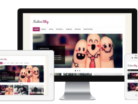FashionBlog Theme
