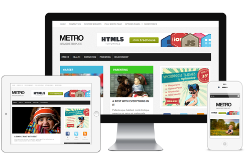 MyThemeShop Metro