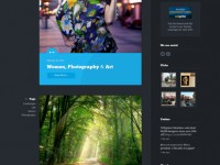 Photographia Theme