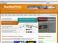AuctionPress Theme