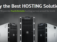 Wordpress Web Hosting Themes