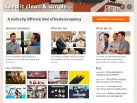 BusinessAgency Theme