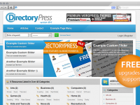 DirectoryPress Theme