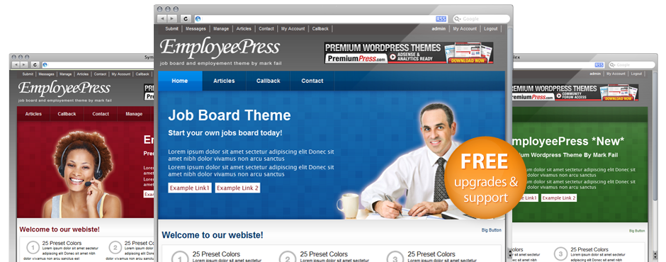 EmployeePress Theme