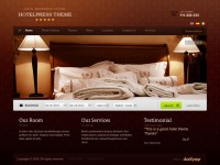 HotelPress Theme