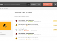 JobEngine Theme