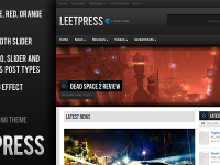 LeetPress Theme