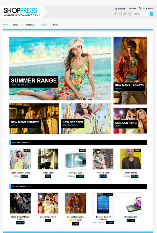 ShopPress Theme