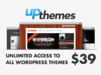 UpThemes Coupons February 2014