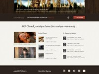 WP-Church Theme