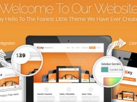 Best WordPress Business Themes May 2013