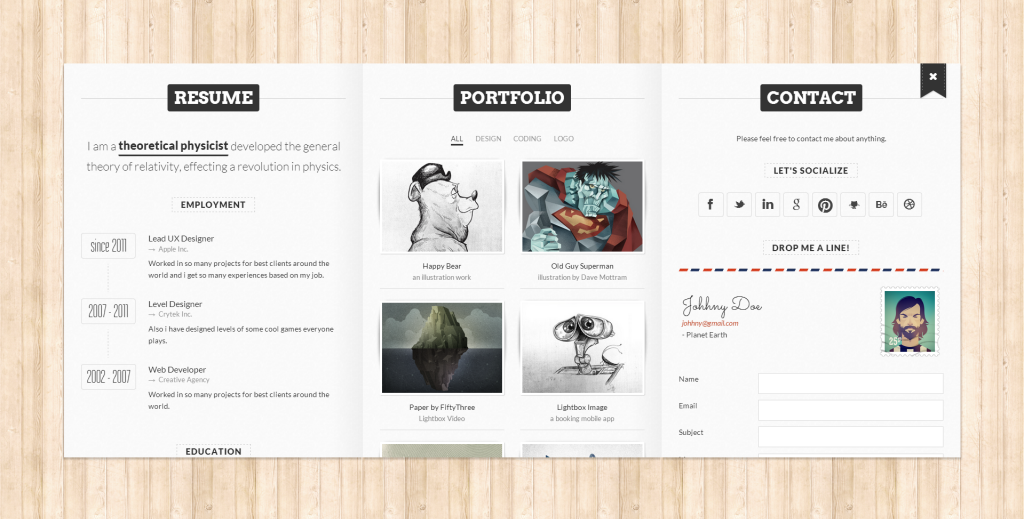 BookCard WP Theme