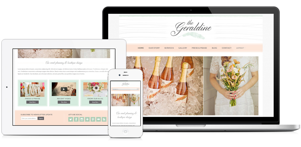 20 Best Wordpress Wedding Themes Premium Onwpthemes