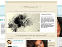 Organic Themes Health & Beauty