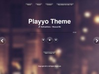 Playyo Theme