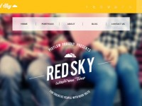 Red Sky Theme