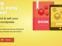 Wordpress eBook Store Themes