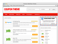 Premium Press Coupon Theme