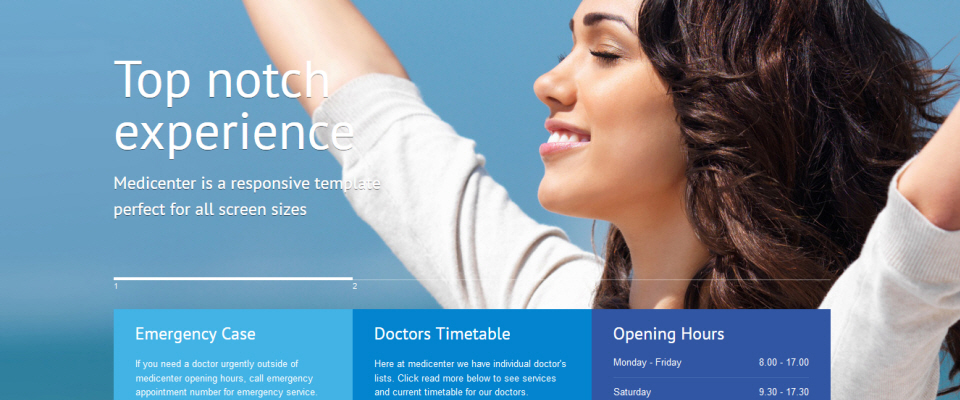 Best Healthcare Medical WordPress Themes