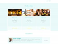 Business Finder Theme
