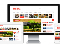 FrontPage Theme