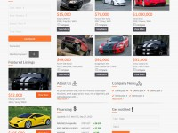 WP Auto Mall Theme