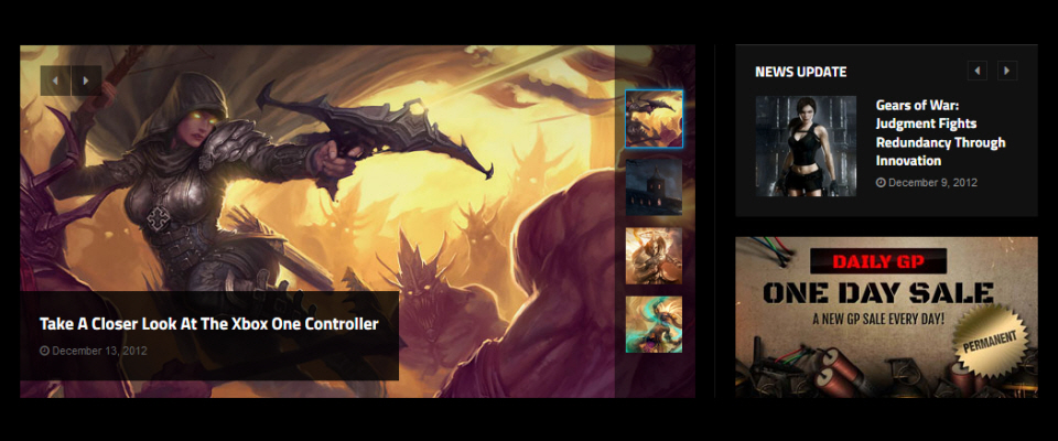 Best WordPress Gaming Themes
