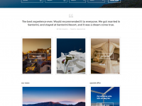 Santorini Resort Theme