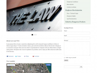 Law firm theme