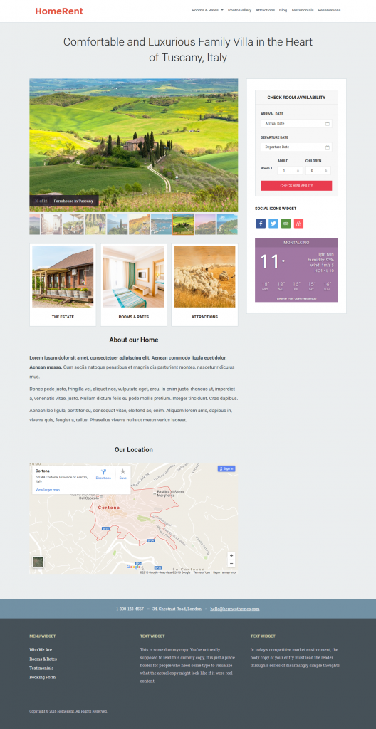 6 Top Best Wordpress Real Estate Themes for 2016