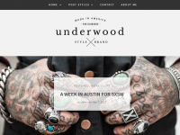 Underwood theme