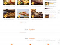 DiningEngine theme