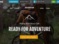 Outdoor life theme